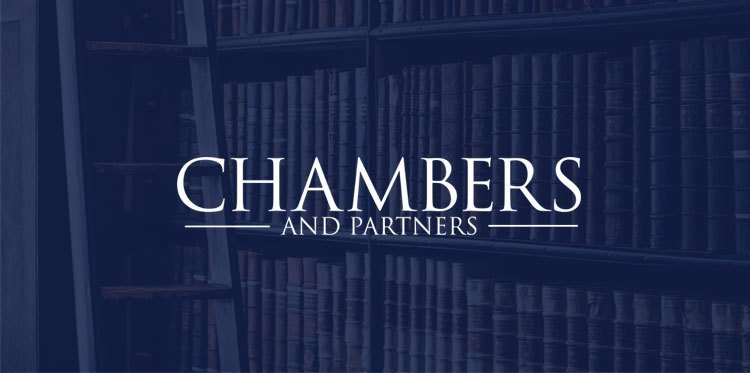 Screenshot of Chambers & Partners
