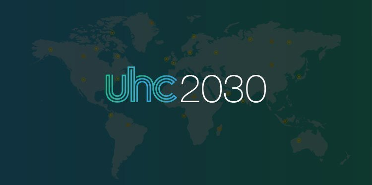 Screenshot of UHC2030