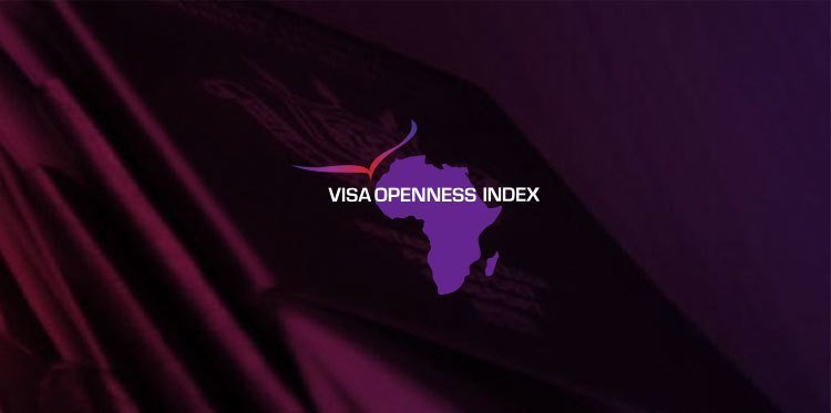 Screenshot of Africa Visa Openness